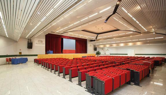 Sale Riunioni Padova : Centro congressi abano terme hotel 4 stelle abano